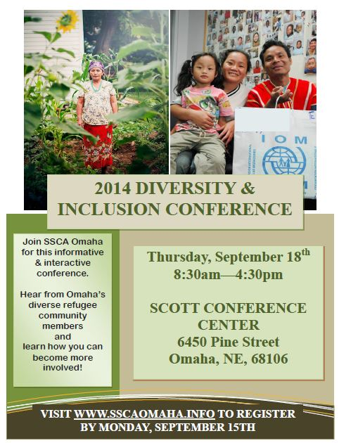 Diversity and Inclusion Conference 2014